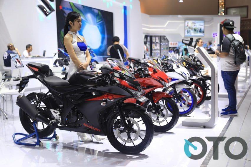 Komparasi Performa Suzuki GSX-R150 lawan Honda CBR150R dan Yamaha R15