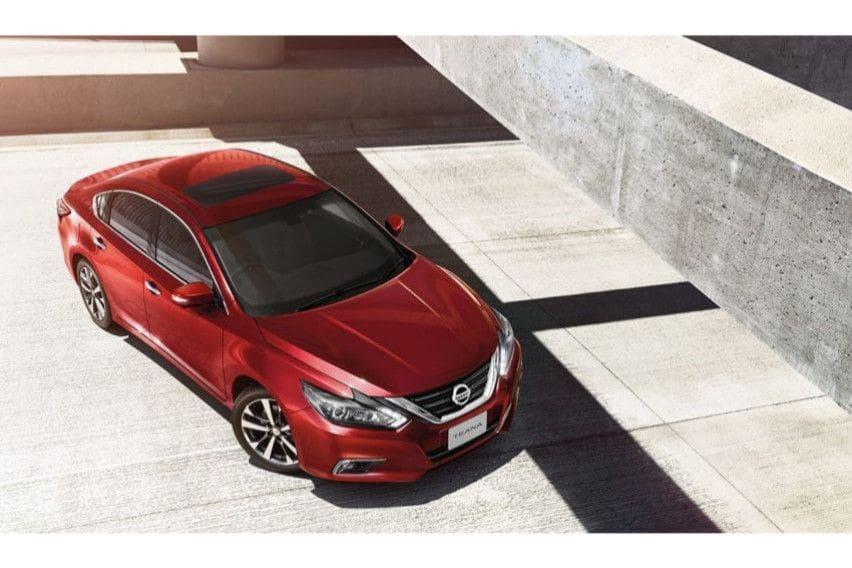Nissan Teana Facelift Meluncur di Thailand