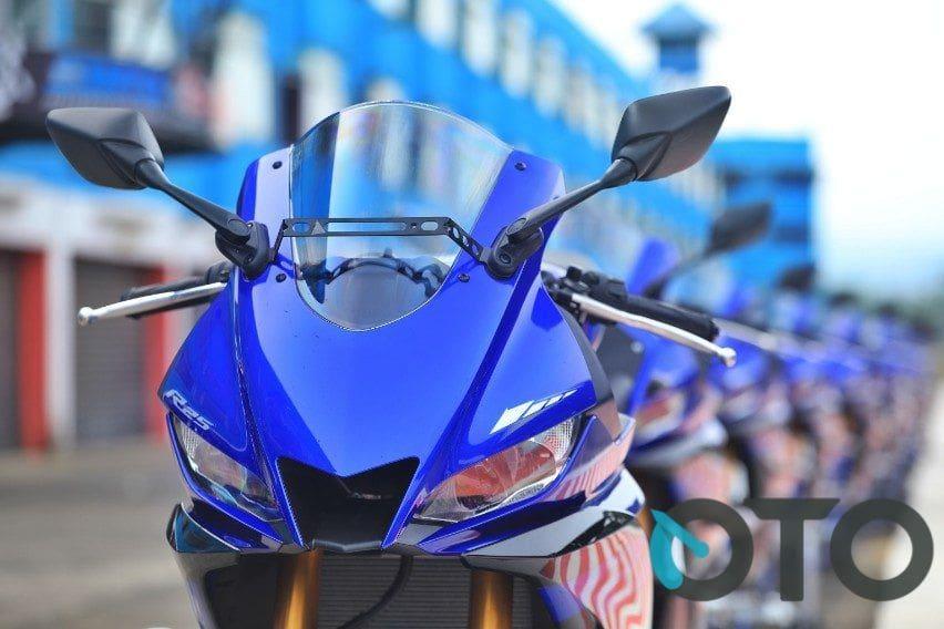 Tingkatkan Daya Saing, Yamaha Sajikan R25 Versi ABS