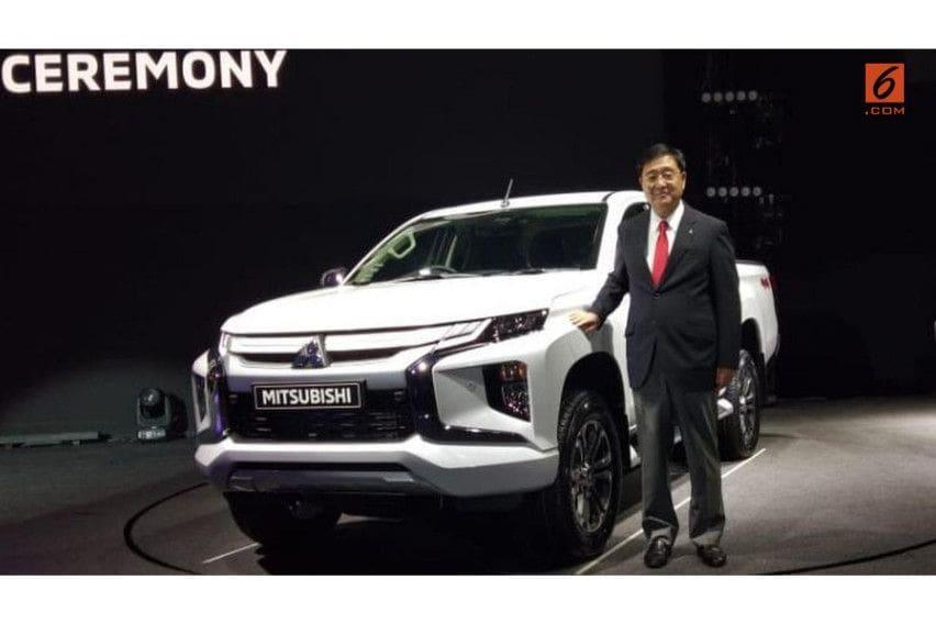 Mitsubishi Triton Terbaru Meluncur, Pakai Muka Xpander