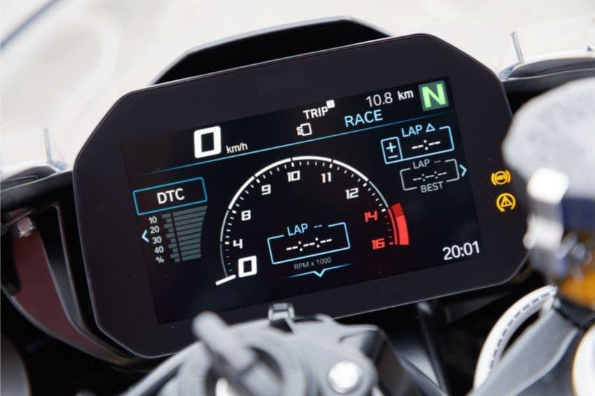 Ini Tampilan BMW S 1000 RR Generasi Baru