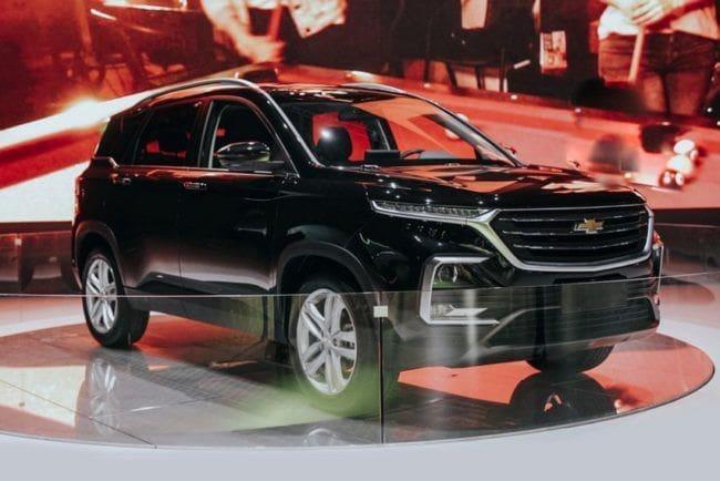 Chevrolet Captiva 2019 Hasil Rebadge Wuling Baojun 530, Apa Alasannya?