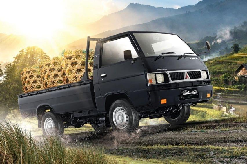 Mengenal Sejarah Mitsubishi L300 di Indonesia