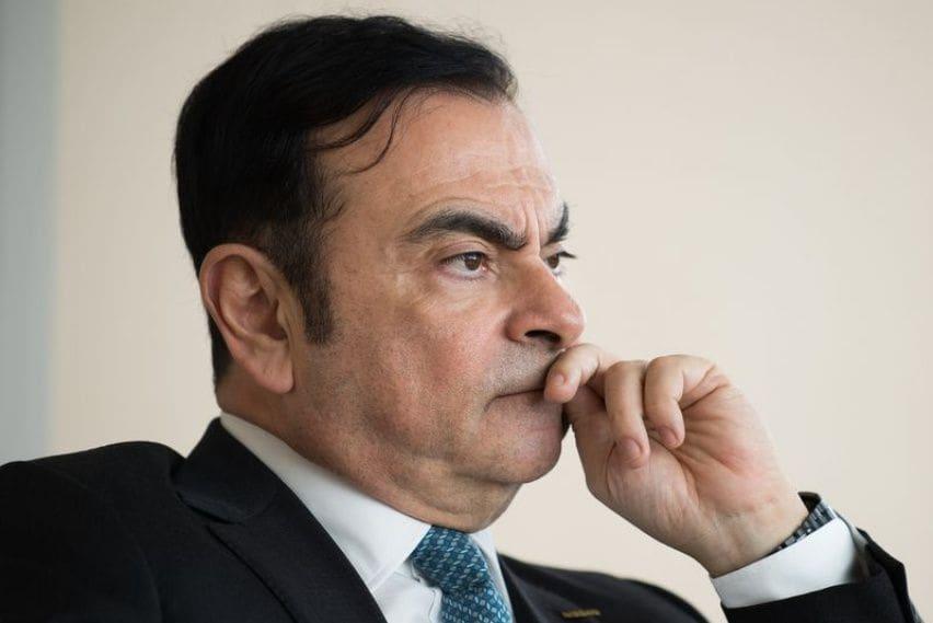 Skandal Carlos Ghosn terbaru