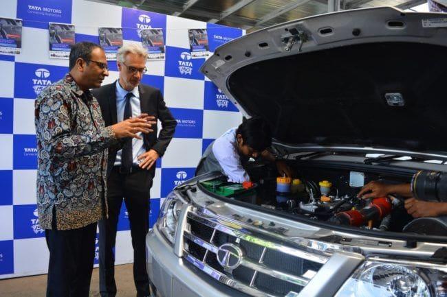 Tata Motors Lanjutkan Program Servis Gratis