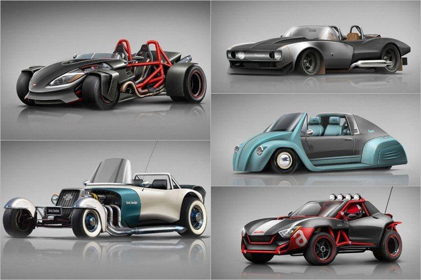 Apa Jadinya Jika Pabrikan Motor Bikin Mobil?