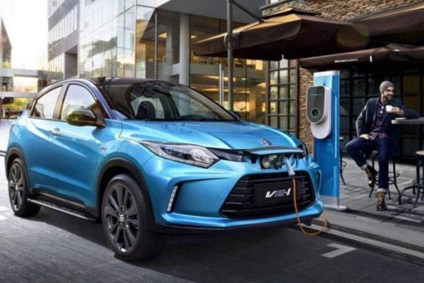 Honda HR-V Listrik Dikenalkan Khusus Pasar Cina