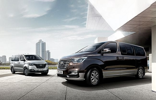 Facelifted Hyundai Grand Starex launched in Malaysia