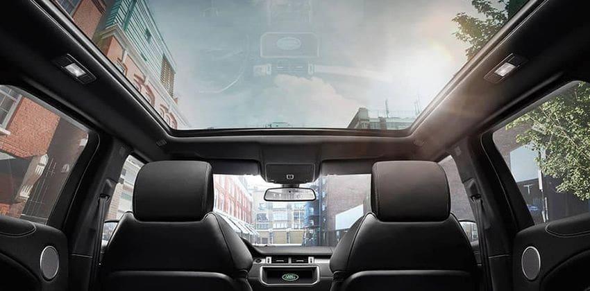 Land Rover Range Rover Evoque Top