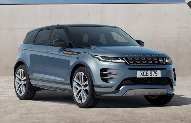 New Range Rover Evoque revealed, gets the mild-hybrid system