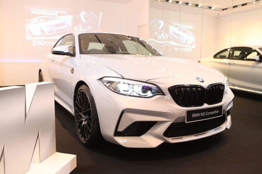 BMW Indonesia Hadirkan M2 Competition, Lebih Pedas Dari M2 Sebelumnya
