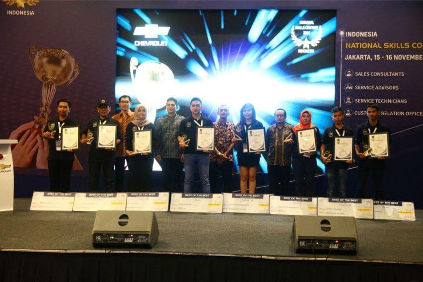 Cara Chevrolet Indonesia Tingkatkan Pelayanan