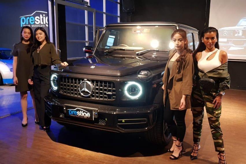 Mercedes-AMG G 63 Edition 1 Dibanderol Rp 7,2 Miliar, Apa Saja Kehebatannya?