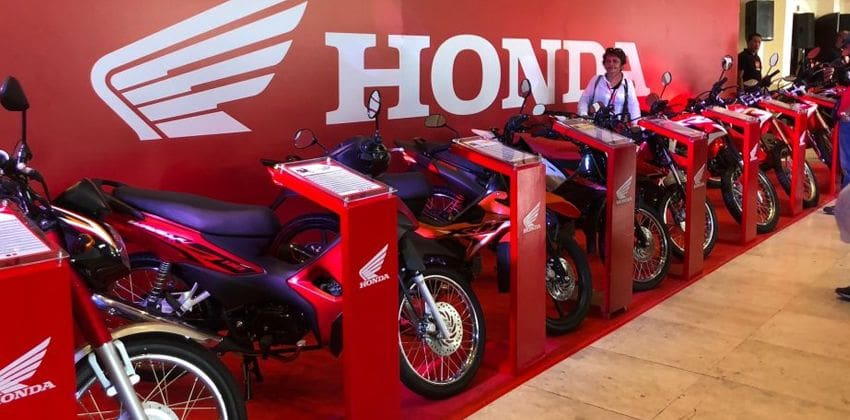 Honda Rider's Convention Motorcycles