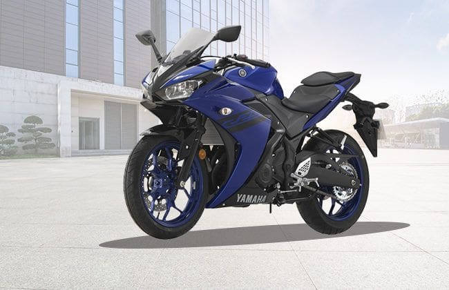 Yamaha YZF-R25 recalled due to the faulty torsion spring and radiator hose