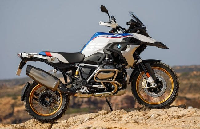 BMW launches R 1250 GS and 4 other motorcycles in the Philippines