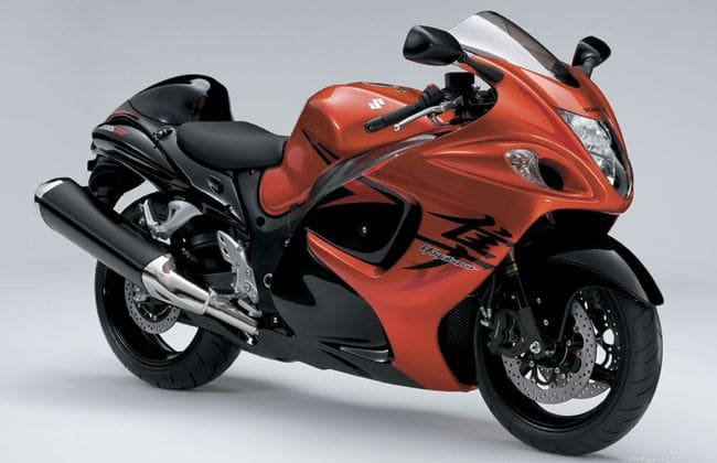 Suzuki GSX1300R Hayabusa loses out to the strict emission norms