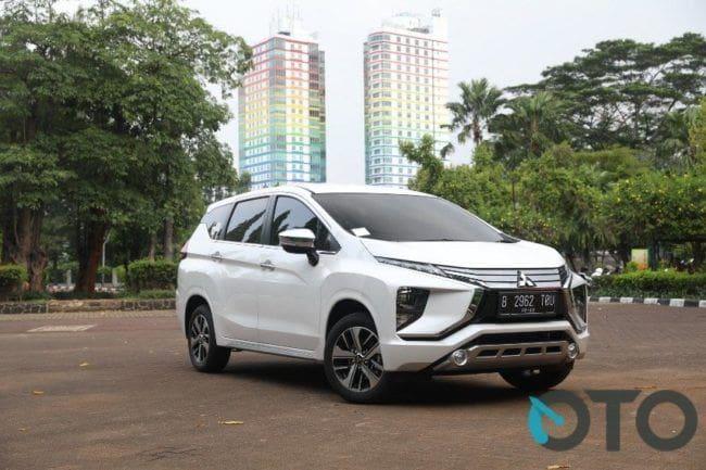 Pakai Platform Sama, Berapa Harga Bekas Mitsubishi Xpander dan Nissan Livina?