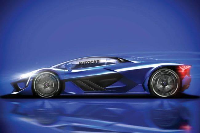 Lamborghini Aventador Baru Bakal Pakai Mesin V12 Hybrid