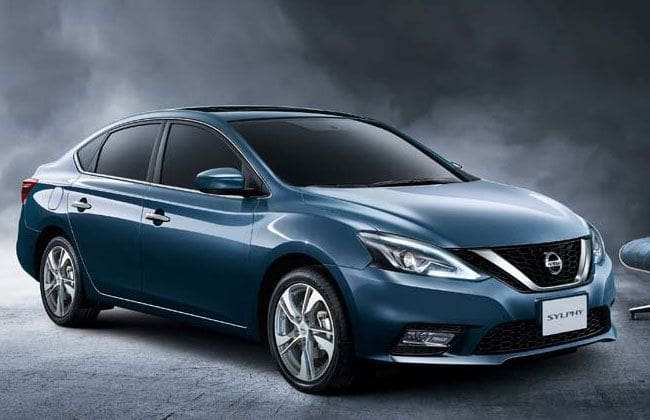 Nissan Sylphy 2019 edition launched
