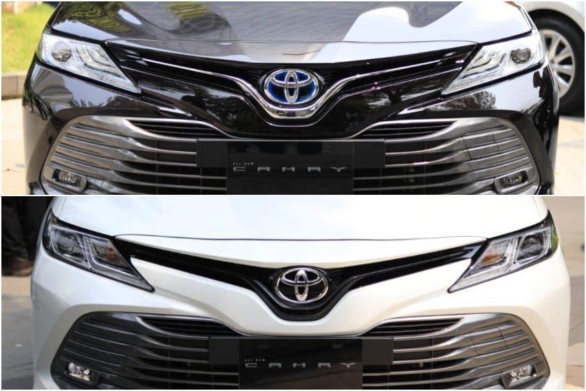 Mengenali Perbedaan Tipe Toyota Camry 2019