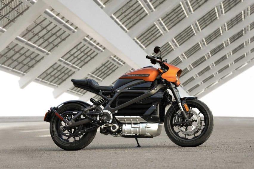Harley-Davidson Recall LiveWire Karena Malfungsi Perangkat Lunak