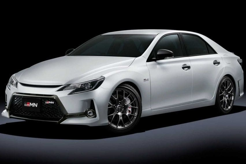Toyota Mark X GRMN 2019: Mesin V6 N/A, Transmisi Manual dan RWD