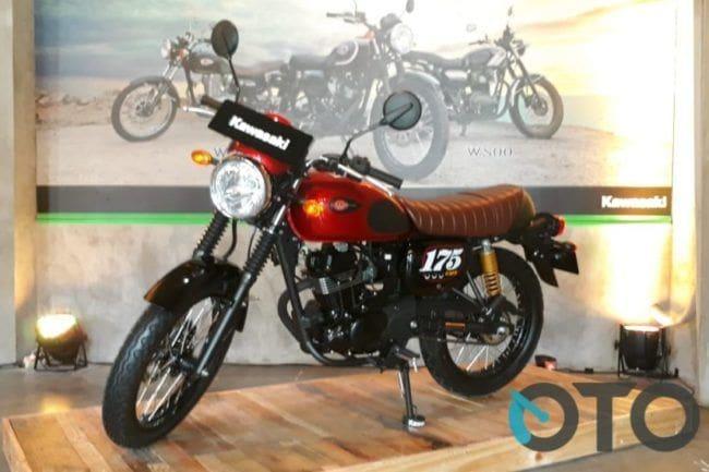 Mengenal Seluruh Tipe Kawasaki W175, Sosok Ideal Penggemar Motor Klasik