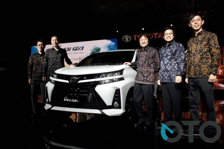Launching new Avanza