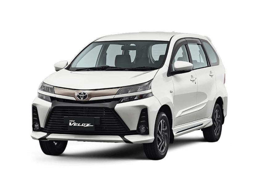 Detail dan Perbedaan Varian Toyota New Veloz 2019