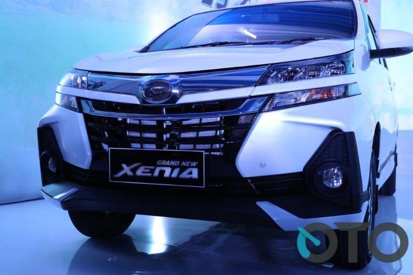 Ada Sepuluh Varian Grand New Daihatsu Xenia 2019, Bedanya?