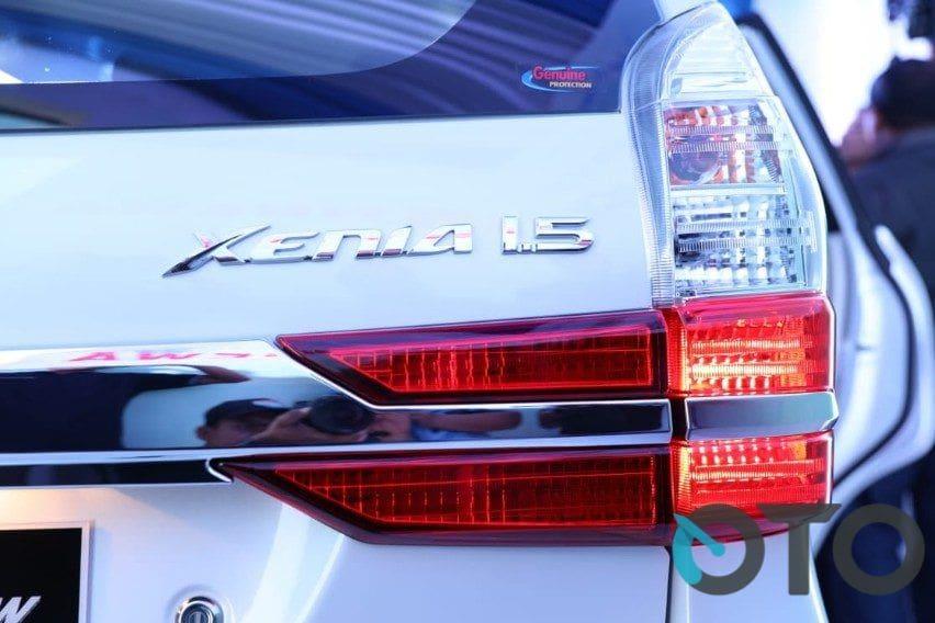 Daihatsu Xenia Varian Tertinggi, Dapat Apa Saja?