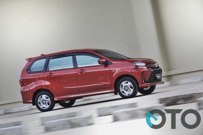 Pengendalian Toyota New Avanza dan Veloz Lebih Aman Berkat Setelan Baru