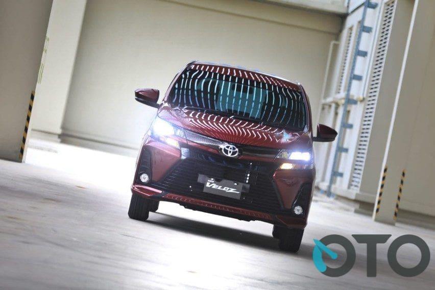 Perbedaan Toyota Avanza Veloz 2019 dengan Model Lama