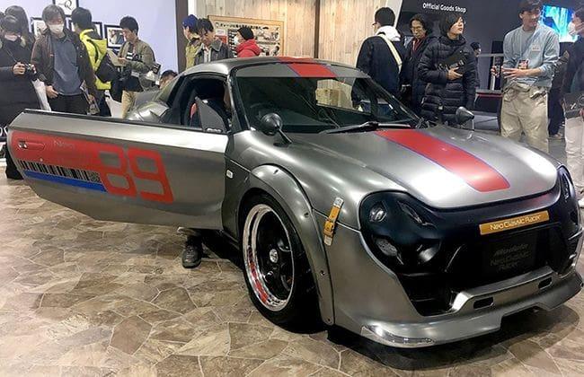 Honda displays the S660 Neo Classic Racer at 2019 TAS