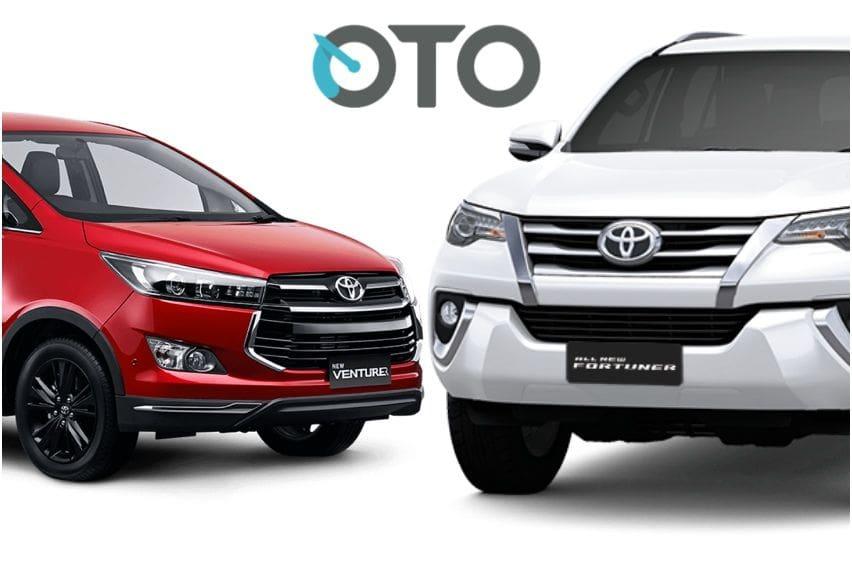 Pilihan Satu Platform, Toyota Venturer atau Fortuner?