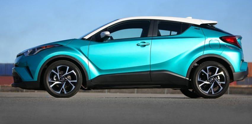 Mau Toyota C-HR Hybrid, Siapkan Dana Minimal Setengah Miliar Rupiah
