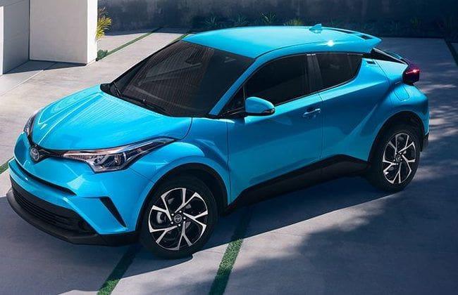 Wish list: Toyota C-HR