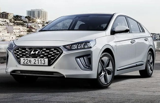 Hyundai introduces Ioniq facelift duo; will be launched in Europe first