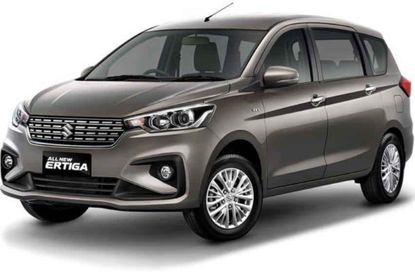 Suzuki Ertiga 2018