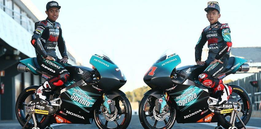 Petronas Yamaha Sepang Racing Team Livery Launched For 2019 Motogp