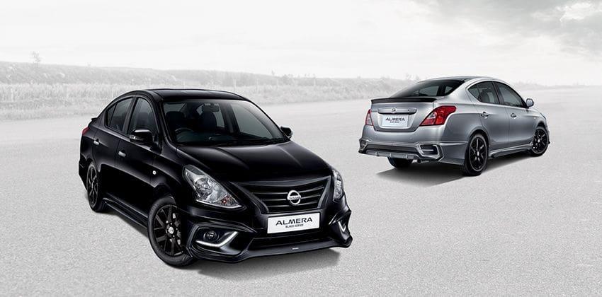 Nissan Almera Black Series Who Should Buy