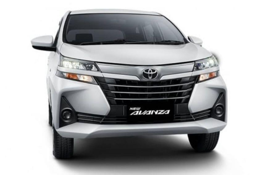 Toyota Avanza E