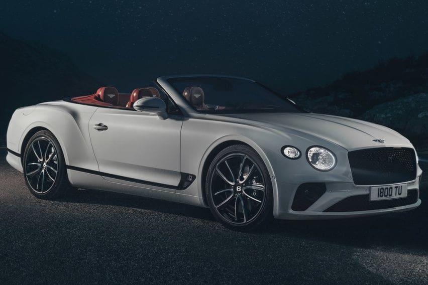Ini Model Baru Bentley untuk 2019