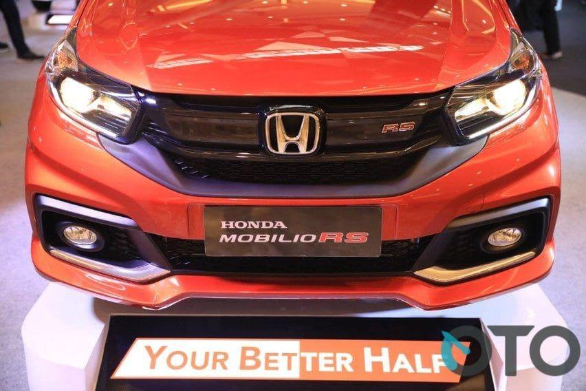 Keistimewaan Honda Mobilio RS CVT, Varian Paling Layak Dibeli