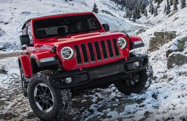 Jeep Siap Pamerkan Wrangler, Renegade dan Compass PHEV