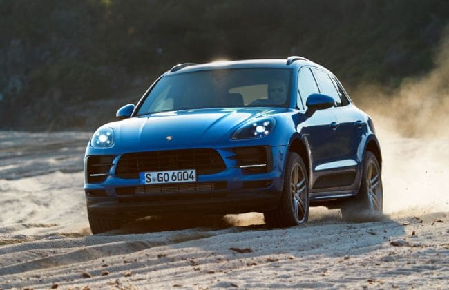 Porsche Macan Elektrik Kemungkinan Dikenalkan Pada 2021