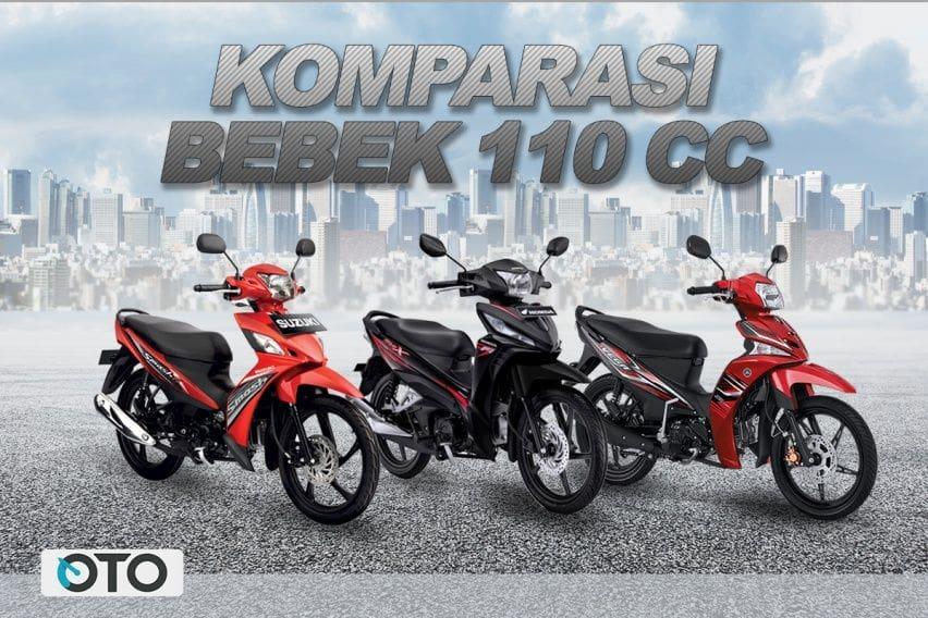 Pilihan Motor Bebek 110 cc Tersisa: Revo, Smash dan Vega