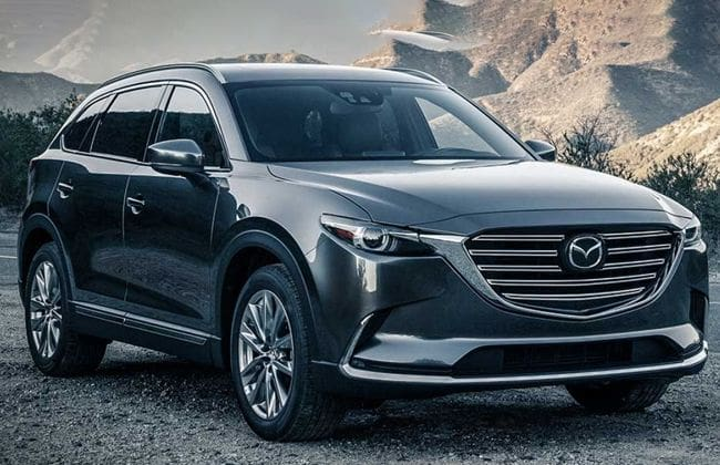 Mazda to display CX-9 Signature and the MX-5 Club Edition this weekend at the Powerplant Mall