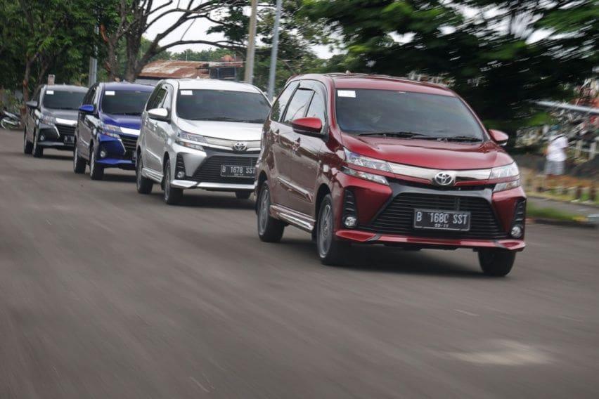 Daftar Mobil MPV 7-Seater Meluncur Pada 2019